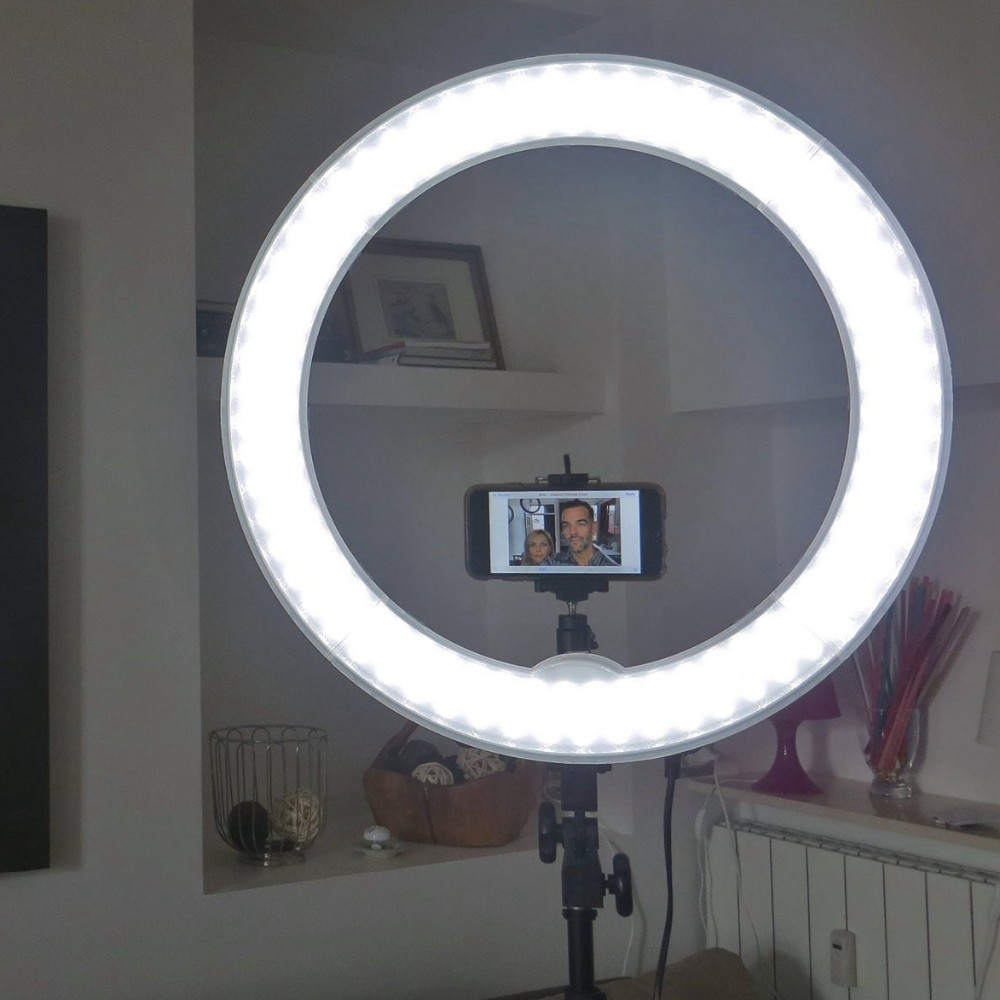кольцевая лампа купить недорого