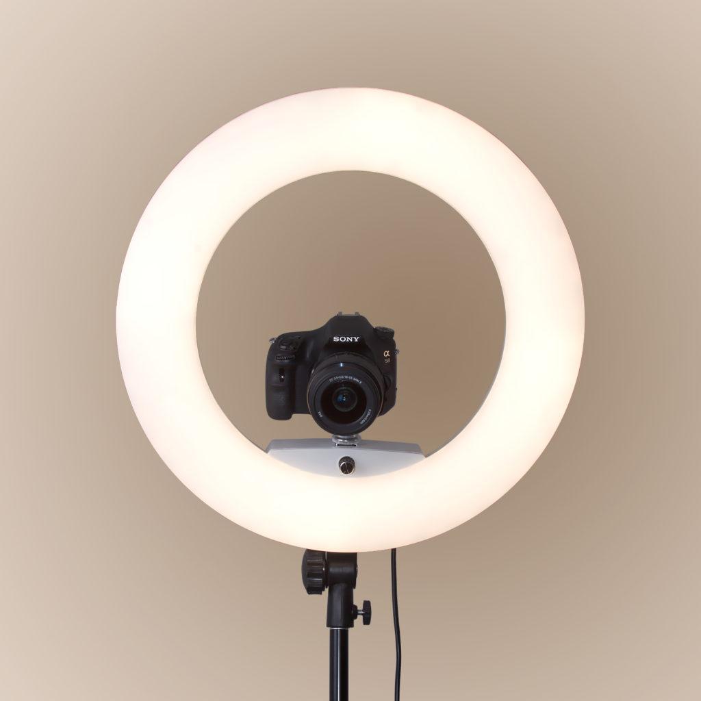 Флуоресцентная лампа для фотографа
