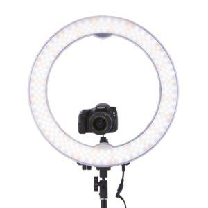 Кольцевая лампа OKIRA LED RING 240 Battary(49см)