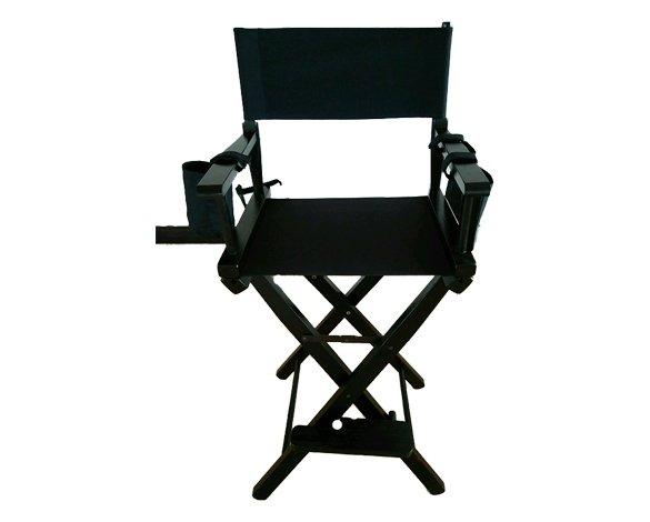 Разборный современный стул визажиста из дерева