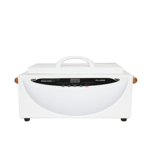 Сухожаровой шкаф для стерилизации маникюрных инструментов (Сухожар) КН 360В с дисплеем