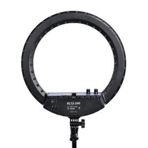 Переносная лампа OKIRA LED RING 240+пульт (35 см)