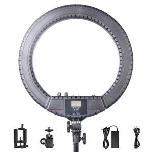 Переносная кольцевая лампа OKIRA LED RING 512 PRO(44см)