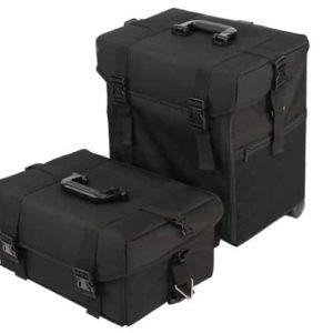 Сумка (чемодан) для визажиста LGB806 (чёрная)