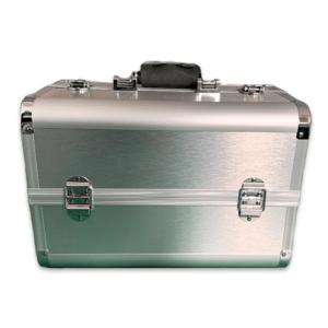 Кейс для косметики CWB7350 серебряный