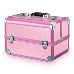 Кейс для косметики CWB7350 розовый