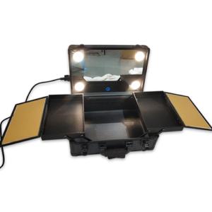 Мобильная студия визажиста без ножек LC 019