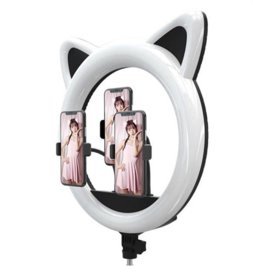 Новинка! Кольцевая лампа Okira led ring 408