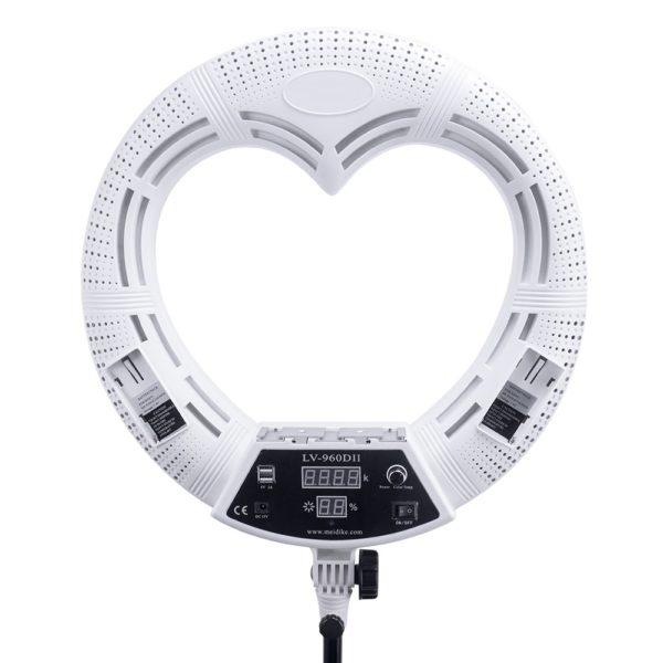 Кольцевая светодиодная лампа OKIRA LED RING LV 480 D