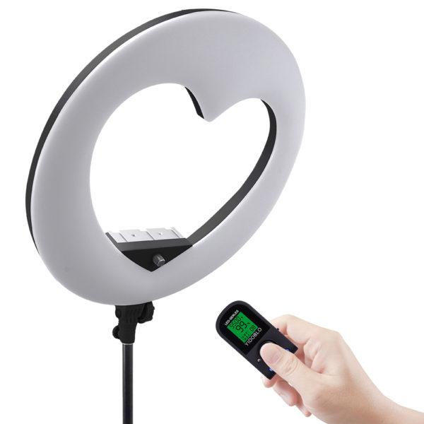 Кольцевая светодиодная лампа OKIRA LED RING LV 480 E