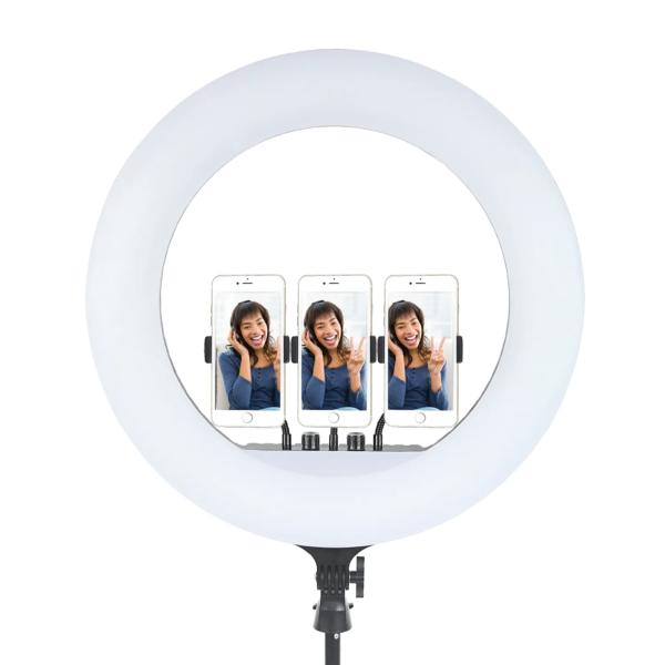 Кольцевая лампа OKIRO LED RING 480 FT 45