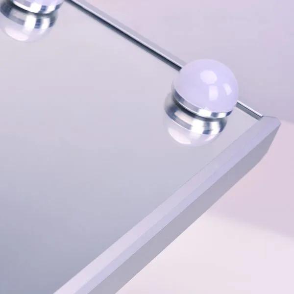 Гримерное зеркало L613 (белое)