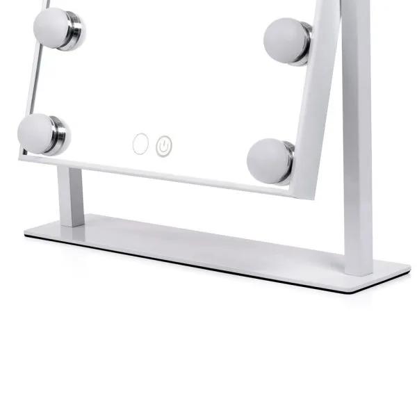 Гримерное зеркало  L606H (металлик)