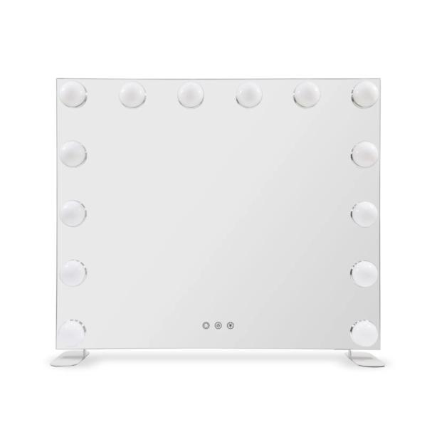 Гримерное зеркало  DP358 (металлик)