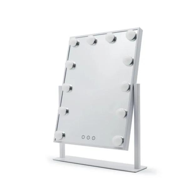 Гримерное зеркало  DP330 (молочный)