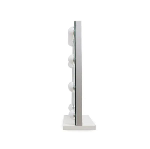 Гримерное зеркало  DP334 (белый)