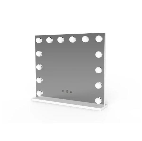 Гримерное зеркало  DP336 (металлик)