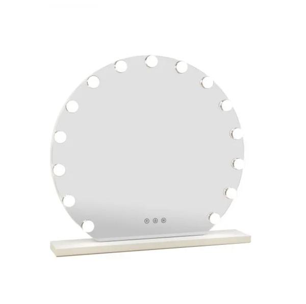 Гримерное зеркало DP355 (белый)